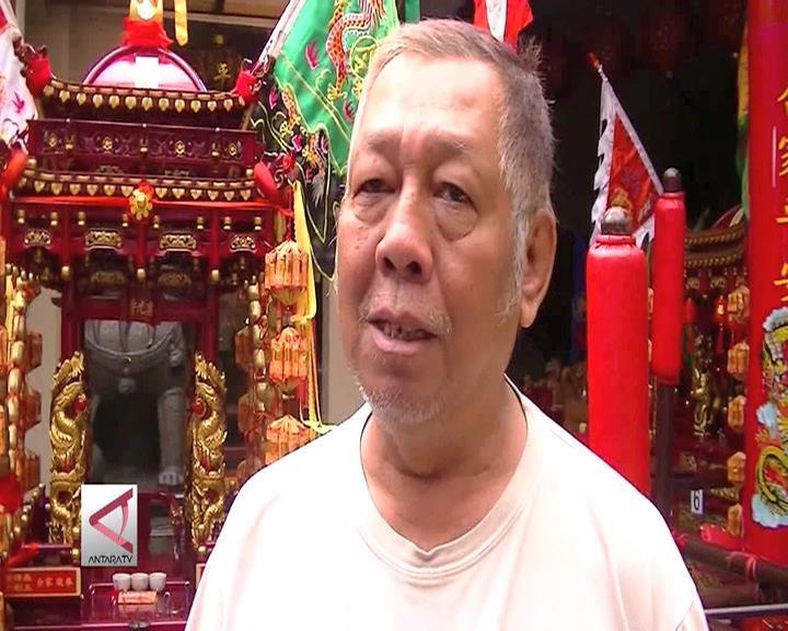 Muslim Kota Bandung Bantu Persiapan Perayaan Cap Go Meh