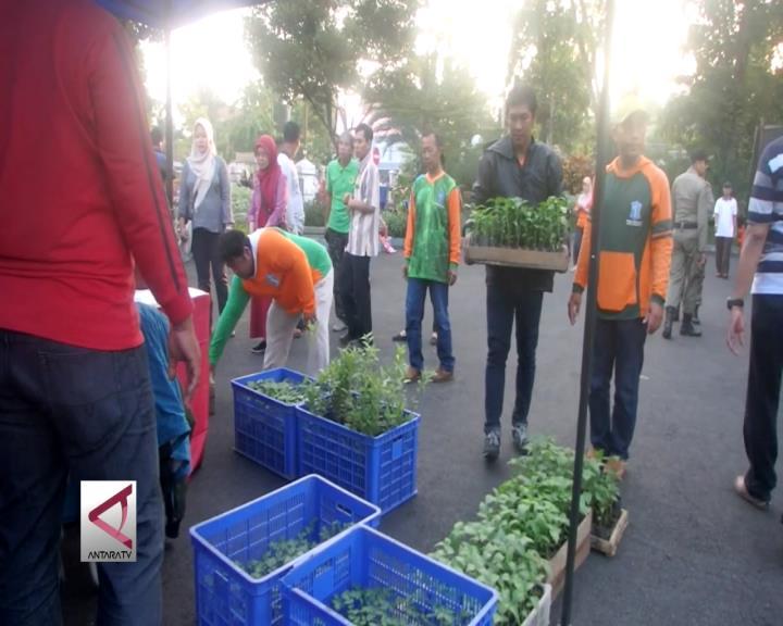 Pemkot Surabaya Galakkan Pekan Pertanian