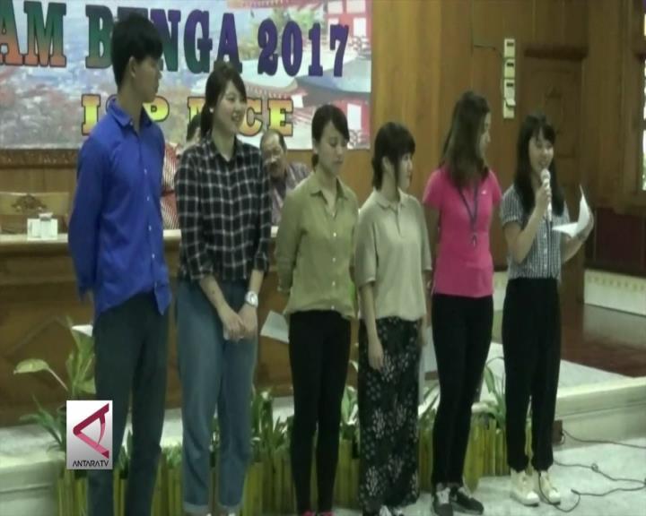 Mahasiswa Jepang Tertarik Bekerja di Indonesia