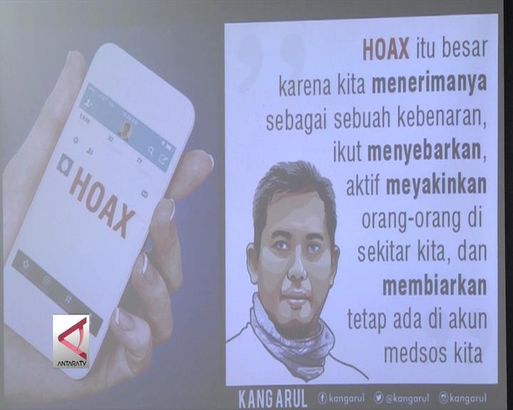 Tangkal Hoax Dengan Fikih Jurnalistik