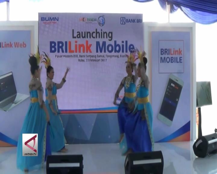 BRI Luncurkan BRI Link Mobile