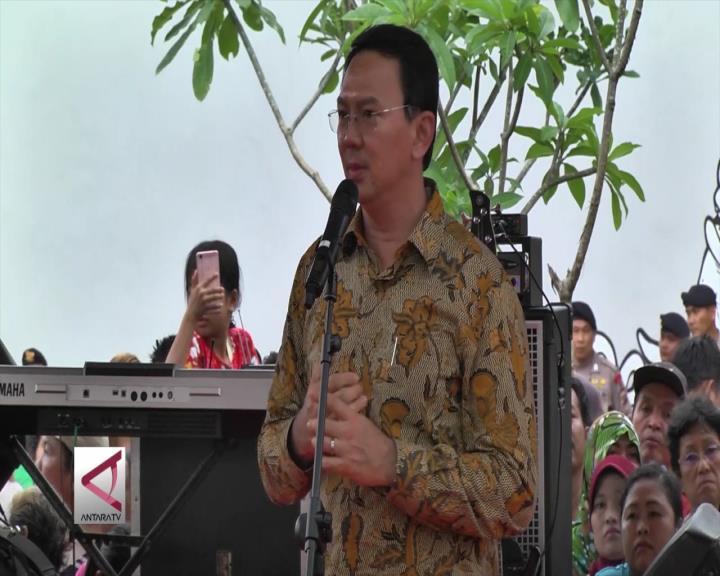 Gubernur Basuki Mohon Maaf Perihal Banjir