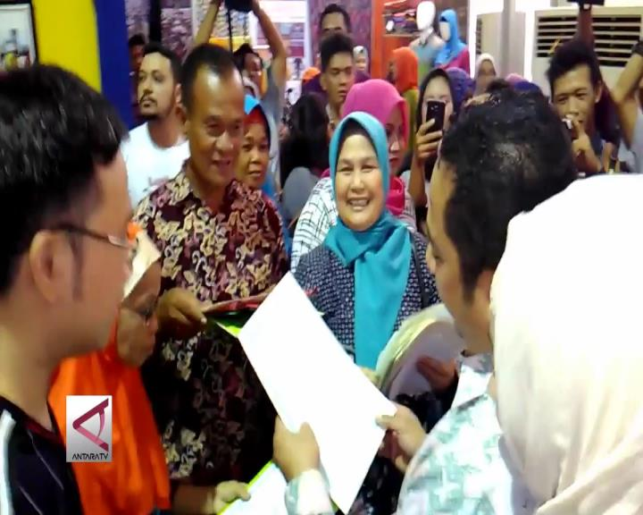 300 Pelaku Usaha Ikuti Tangerang Expo