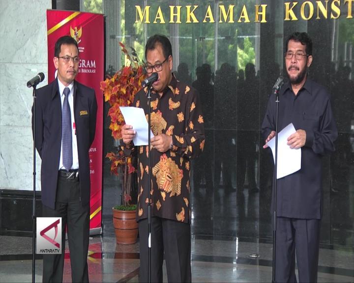 Hakim Konstitusi Genap,Perkara Pilkada Tetap Jalan