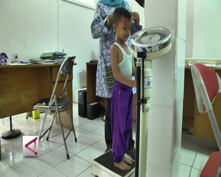 Pemprov DKI Prioritaskan Pelayanan Gizi Anak
