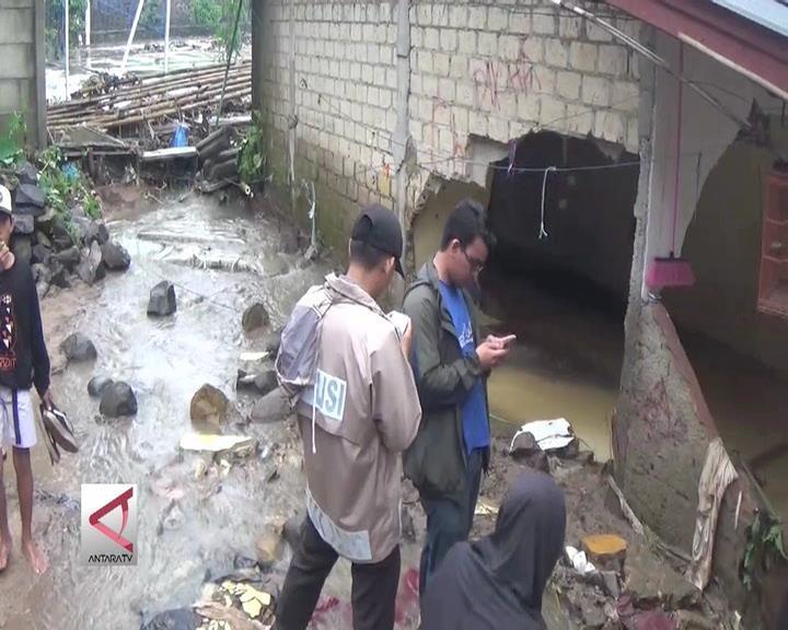 Banjir & Longsor Di Bogor, Tiga Orang Meninggal Dunia