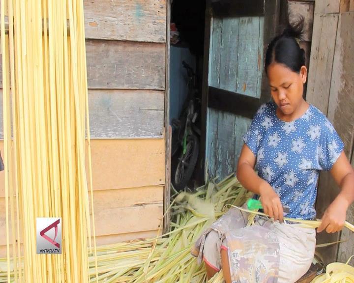 Mengenal Kampung Daun Nipah di Sumsel