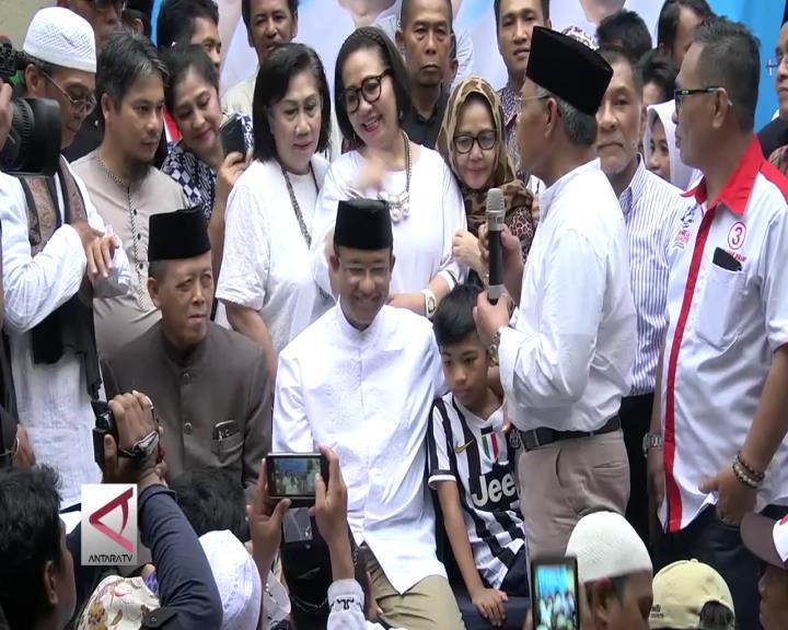 Deklarasi Masyarakat Jakarta Utara untuk Pemenangan Anis Sandi