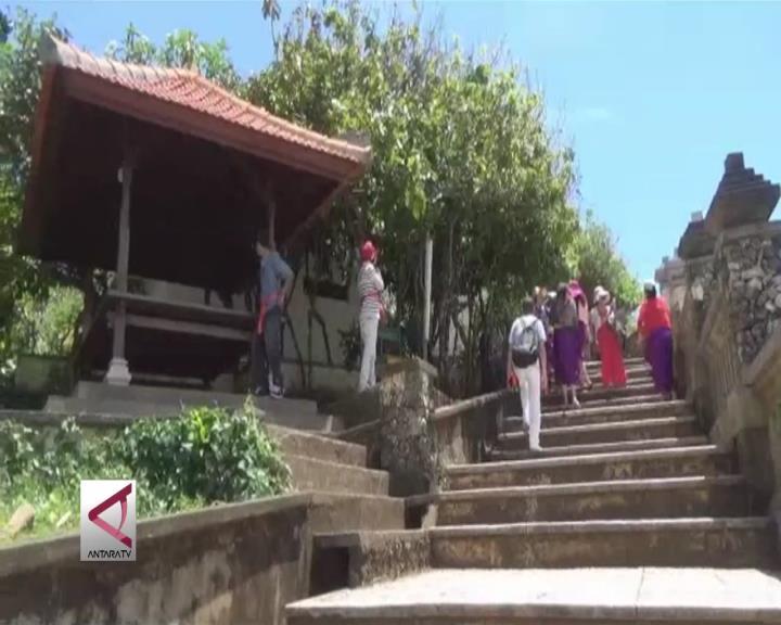 Pura Uluwatu, Kawasan Eksotis Pilihan Raja Salman