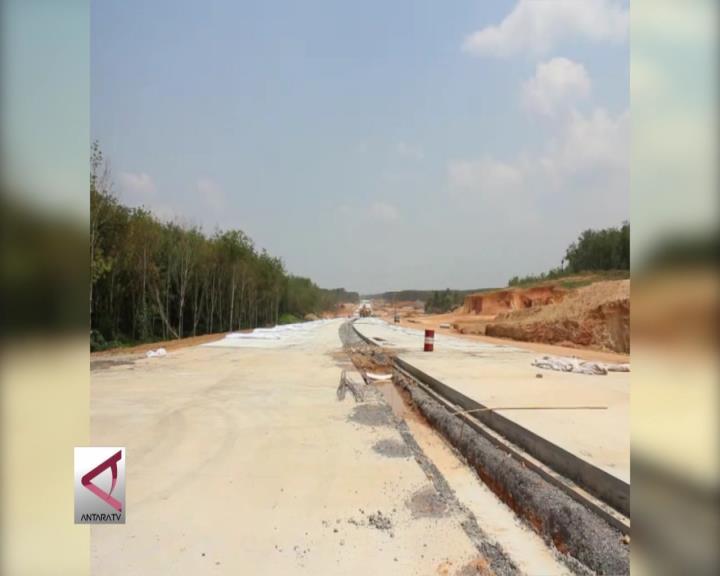 Pembangunan Trans Sumatera Masuk Tahap II
