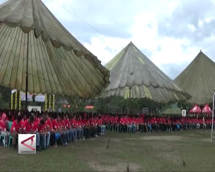 Ribuan Pemuda Sulteng Ikuti Apel Pemuda Bersatu