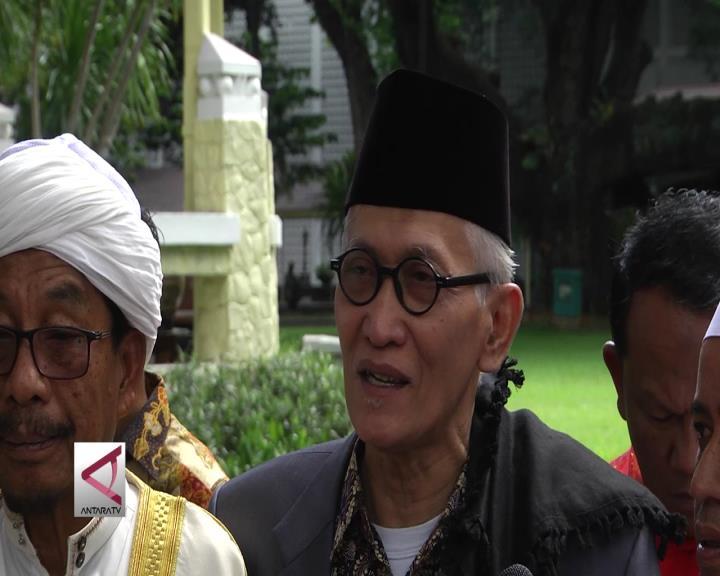 Silatnas Islam Nusantara Dorong Kejayaan Masa Lalu