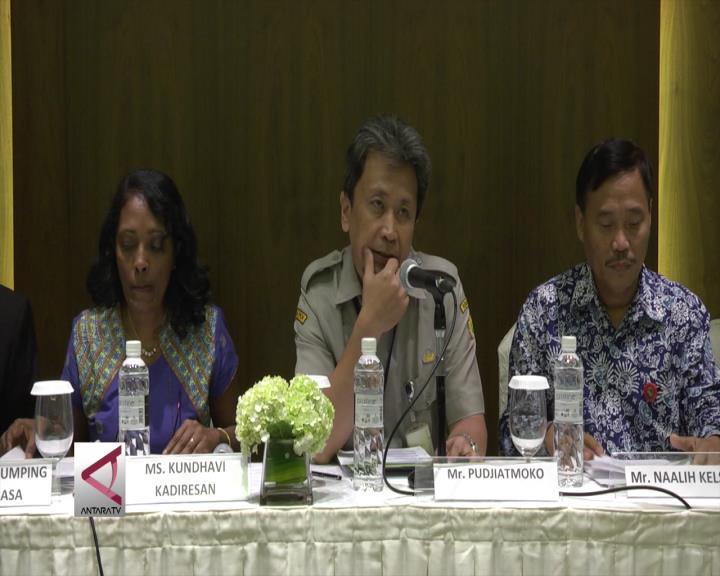 Komitmen Bersama Kementerian Atasi Antimikroba