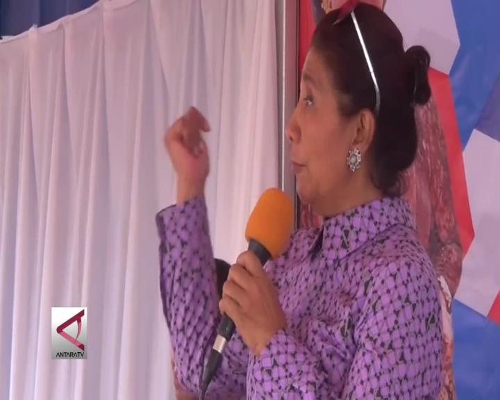 Menteri Susi Ajak Nelayan Sultra Masuk Asuransi