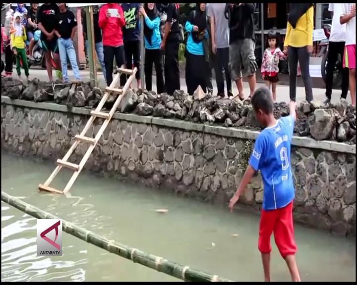 Mengajari Anak Mengharagai Tetes Air