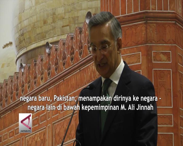 Kedubes Pakistan Rayakan Pakistan Day
