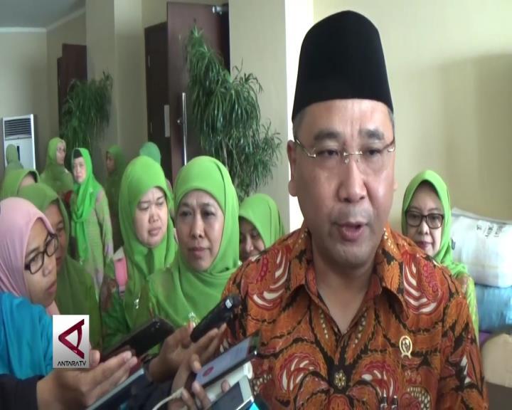 Kementerian Desa Rangkul Muslimat NU