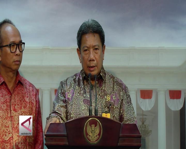 Ketum IKAHI Keluhkan Kekurangan Hakim ke Presiden
