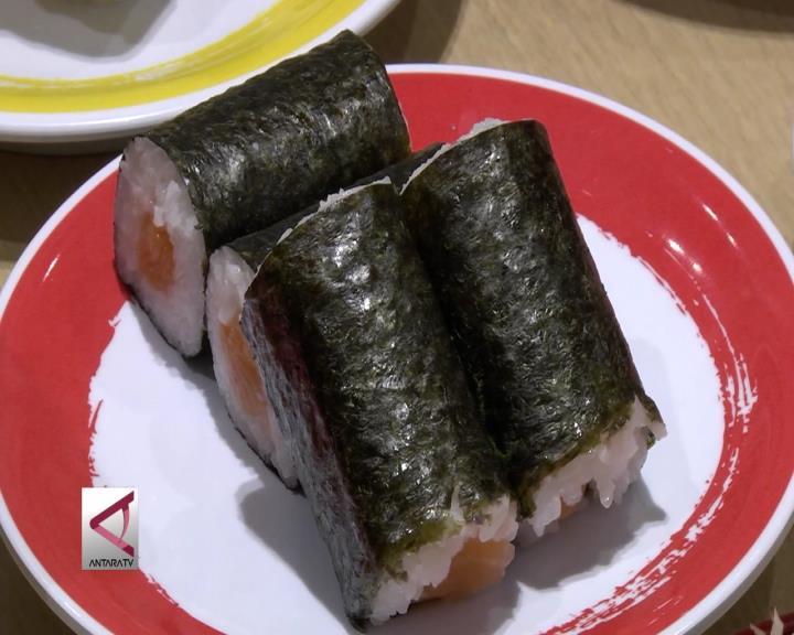 Mengenal Makan Khas Jepang Sushi