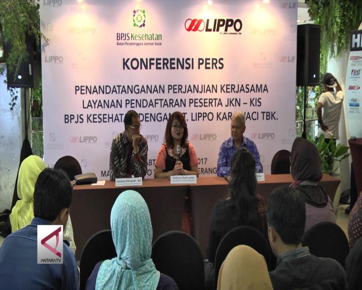 Perluas Kanal Pendaftaran Melalui Konter BPJS