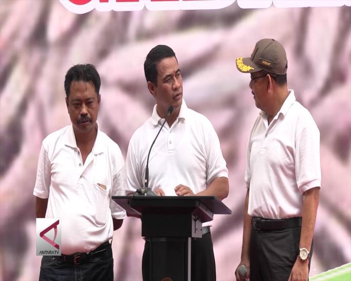 Sinergi Kementan, Bulog Dan TNI AD Serap Gabah Petani
