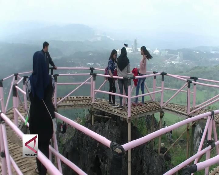Gunung Para Destinasi Baru Wisata Sukabumi