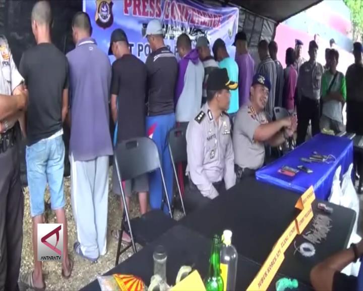 Polda Sultra Tangkap Kapal Nelayan & 10 ABK