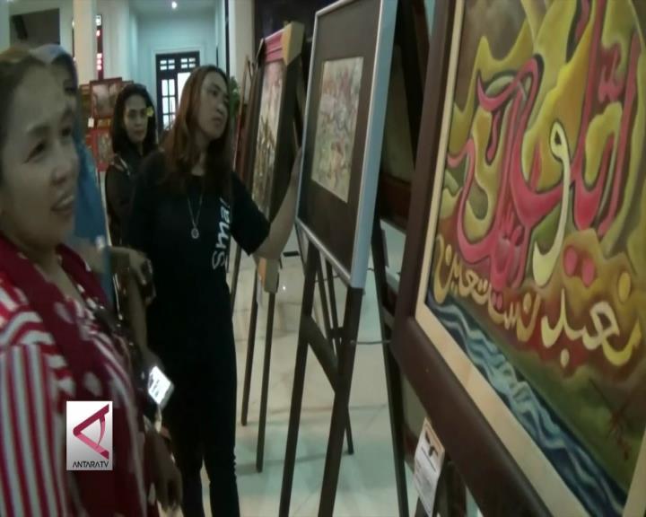 Lestarikan Budaya Leluhur dengan Seni Rupa