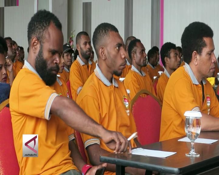 Gubernur Papua Ajak Generasi Muda Lawan  Bahaya Narkotika