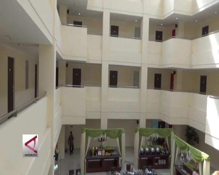 Asrama Haji Kalsel Berfasilitas Hotel Bintang 3