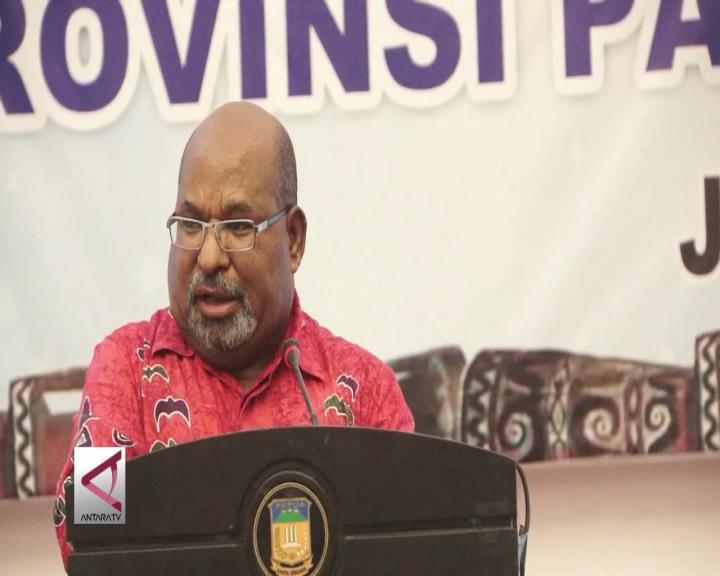 Gedung Negara Corak Papua Diresmikan