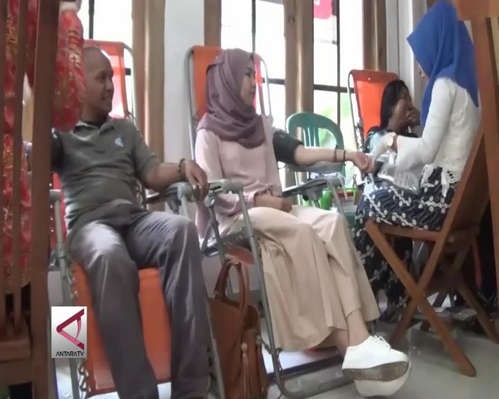 PMI Pangkal Pinang Gelar Aksi Donor Darah