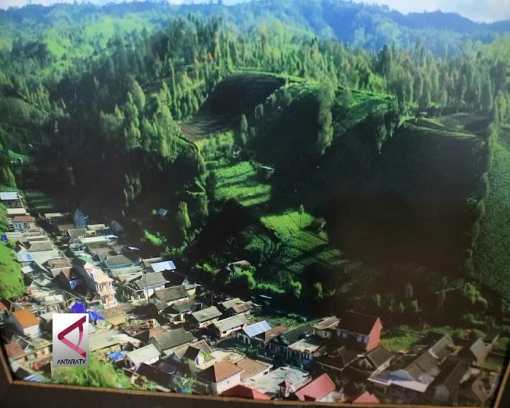 Foto Indah Desa Ranu Pani Jatim