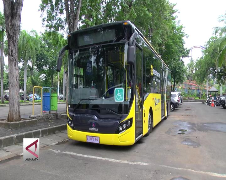 Transjakarta akan Siapkan Bus Ramah Difabel