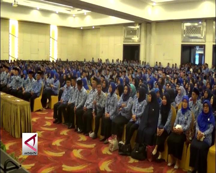 2.200 ASN Pemprov Sultra Ucapkan Sumpah & Janji