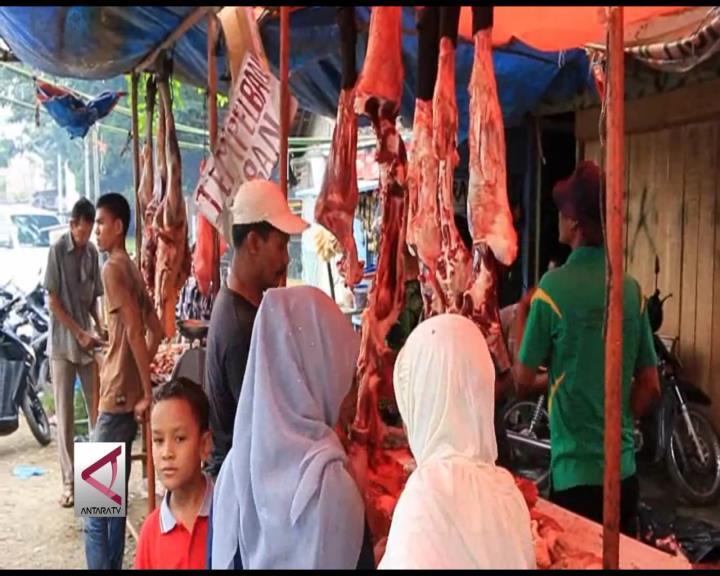 Pemerintah Berupaya Stabilkan Harga Daging di Aceh