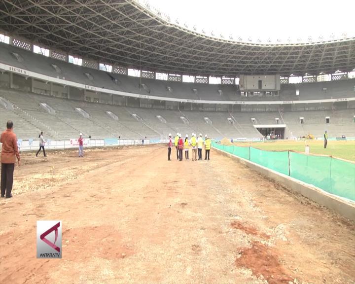 Pemerintah Optimistis Asian Games Berjalan Sesuai