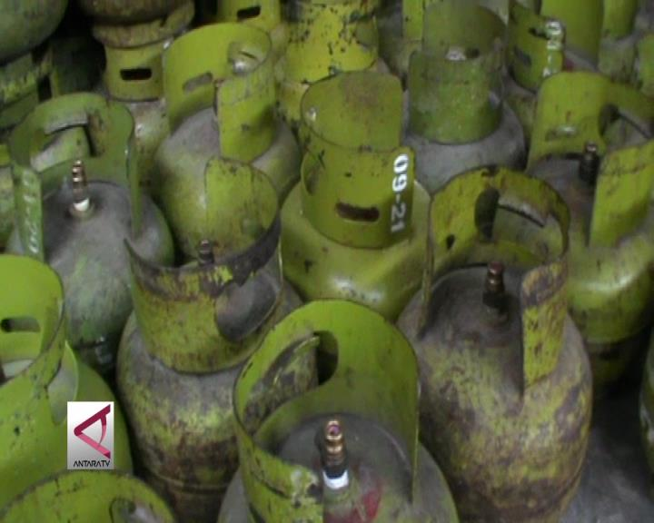 Pertamina Jamin Stok Elipiji 3 Kg di Sulteng