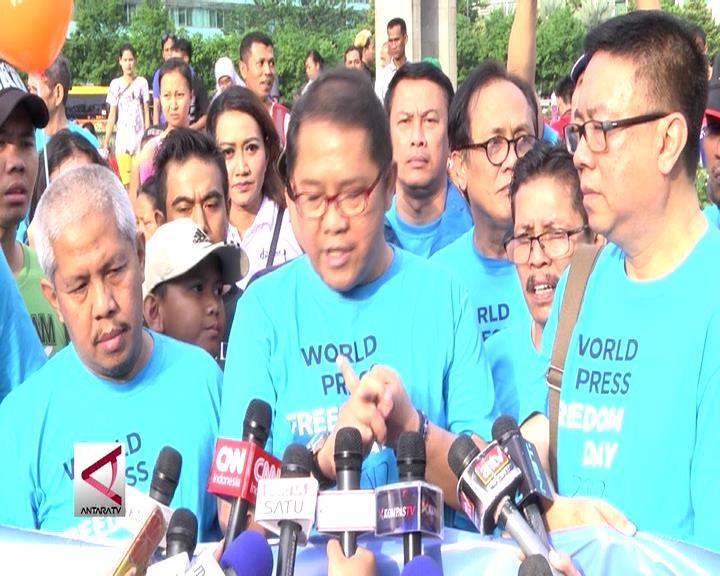 Indonesia Jadi  Barometer Kebebasan Pers