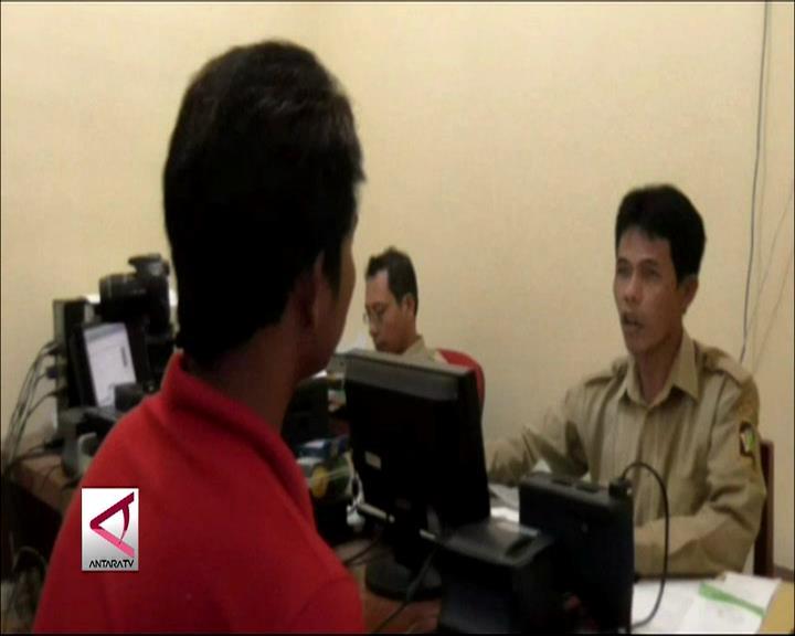 Pemerintah Cetak 7 Juta Blanko KTP Elektronik