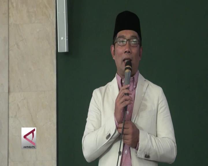 Pemkot Bandung Serahkan Insentif Guru Ngaji