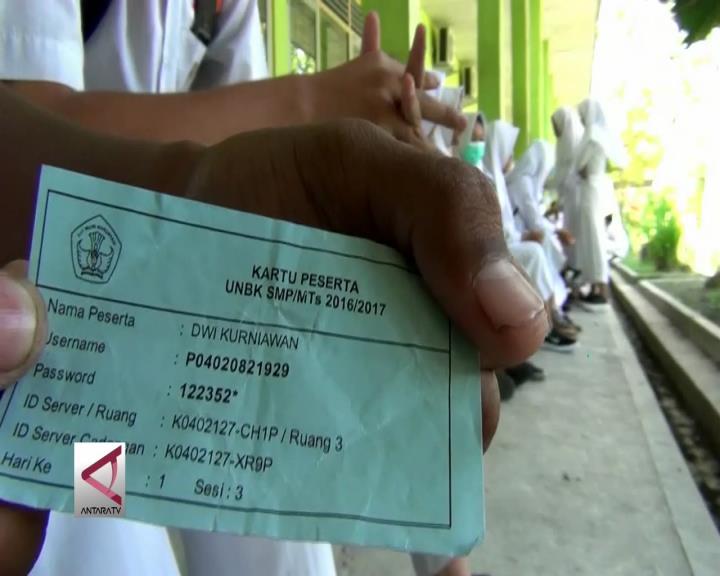 49 dari 112 SMP Numpang Ujian di Sekolah Lain
