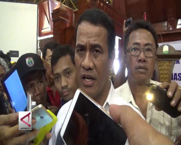 Pemerintah Optimalkan Sawah Tadah Hujan
