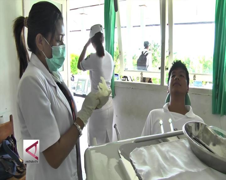 Pelayanan Fasilitas Kesehatan di Perbatasan