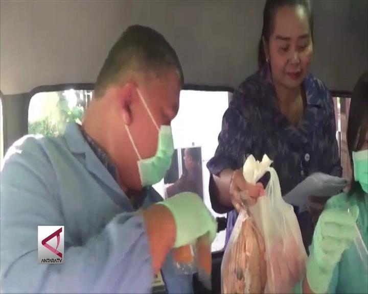 Masih Banyak Makanan Mengandung Zat Berbahaya di Denpasar