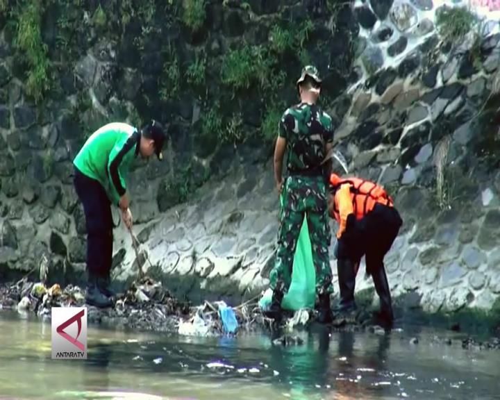 Kurangi Resiko Bencana, Bantul Bersih-Bersih Sungai