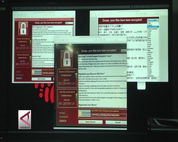 Mengenal Penyebaran Ransomware Wanna Cry