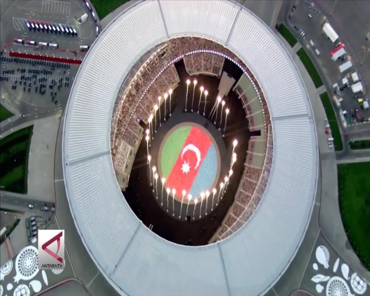 Islamic Solidarity Games Ke 4 Digelar di Azerbaijan
