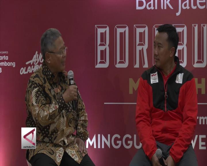 Sportourism, Marathon di Candi Borobudur