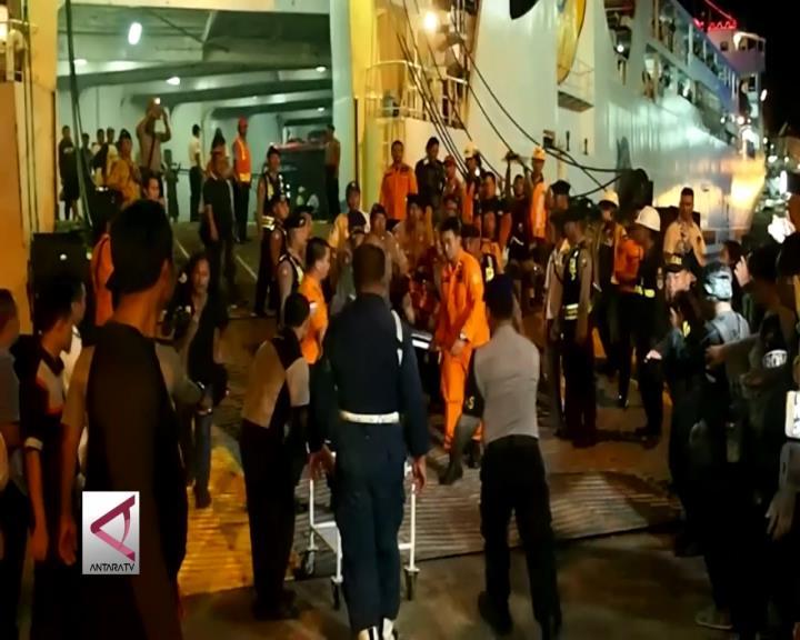 Penumpang Kapal Selamat Tiba di Surabaya